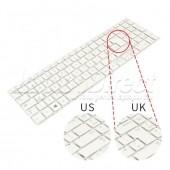 Tastatura Laptop Samsung NP370R5E alba layout UK
