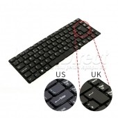 Tastatura Laptop Sony Vaio VGN-NW layout UK