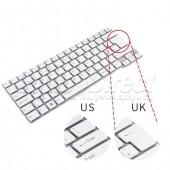 Tastatura Laptop Sony VPC-CW16PKIT alba layout UK