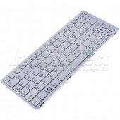 Tastatura Laptop Sony Vaio VPCWS Argintie