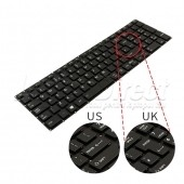 Tastatura Laptop Toshiba Satellite P50 layout UK