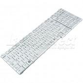 Tastatura Laptop Toshiba Satellite L500 Argintie