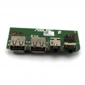 PLACA USB si Audio I/O LAPTOP ASUS N53SN