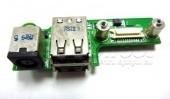 PLACA USB SI MUFA ALIMENTARE LAPTOP DELL Inspiron 1525