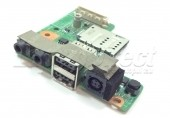 PLACA USB SI MUFA ALIMENTARE LAPTOP Dell Latitude E5400
