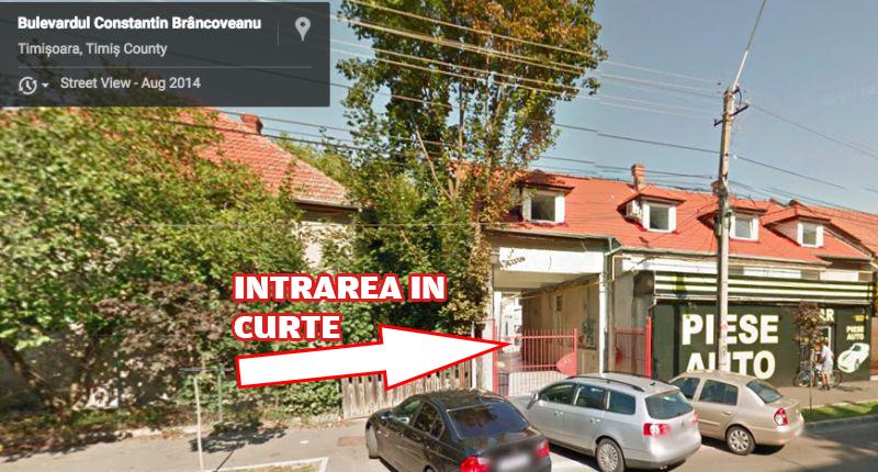 Locatie Timisoara 2